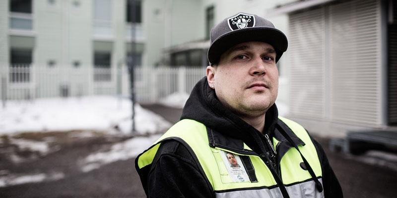 Mikko Porran muotokuva